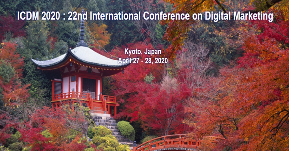ICDM 2020 : 22Nd International Conference On Digital