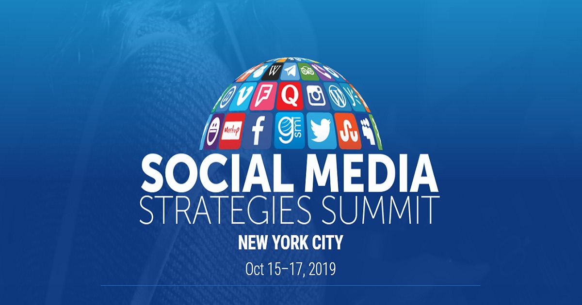 SOCIAL MEDIA STRATEGIES SUMMIT: NEW YORK