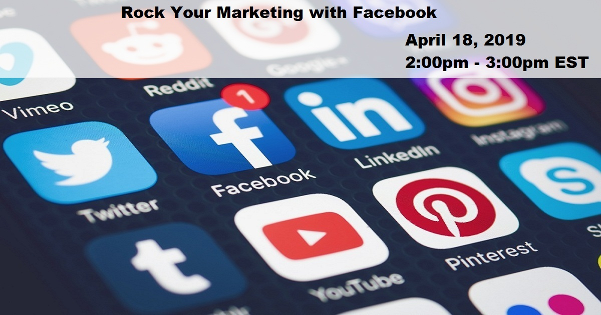 Rock Your Marketing with Facebook