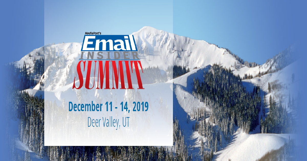 Email Insider Summit 2019