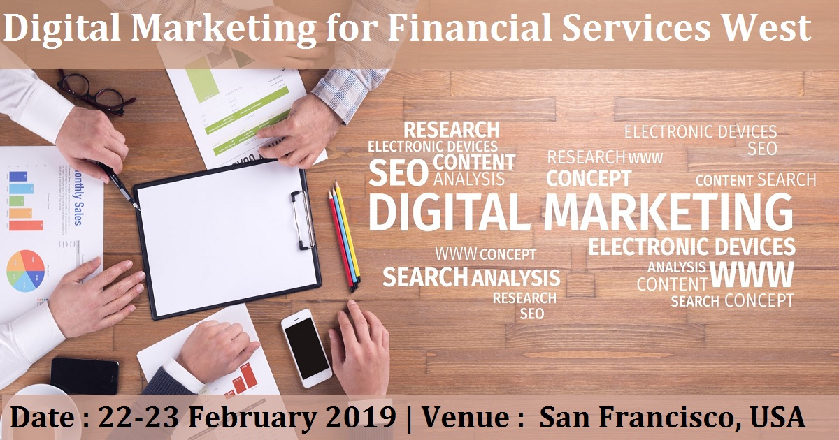 Digital Marketing for Financial Services West