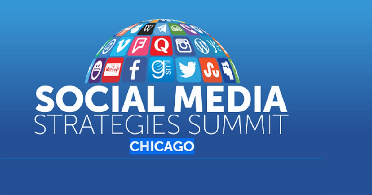 Social Media Strategies Summit : CHICAGO