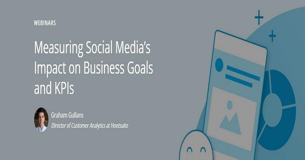 Channelport on demand webinars measuring social medias impact on business goals and kpis fandeluxe Gallery