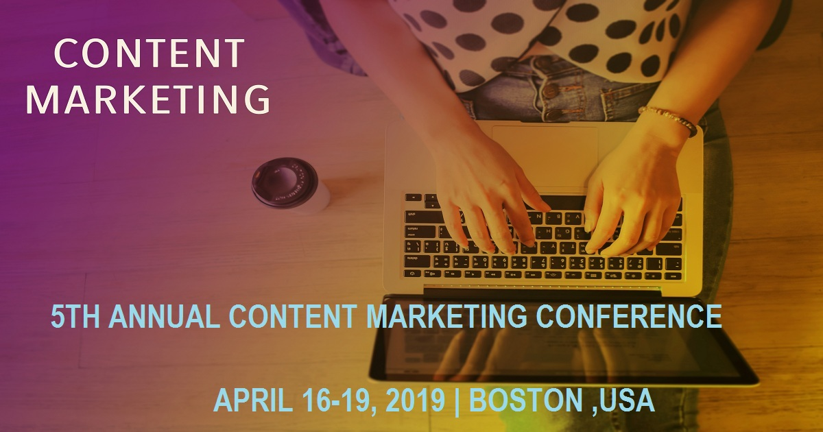 5TH ANNUAL CONTENT MARKETING CONFERENCE