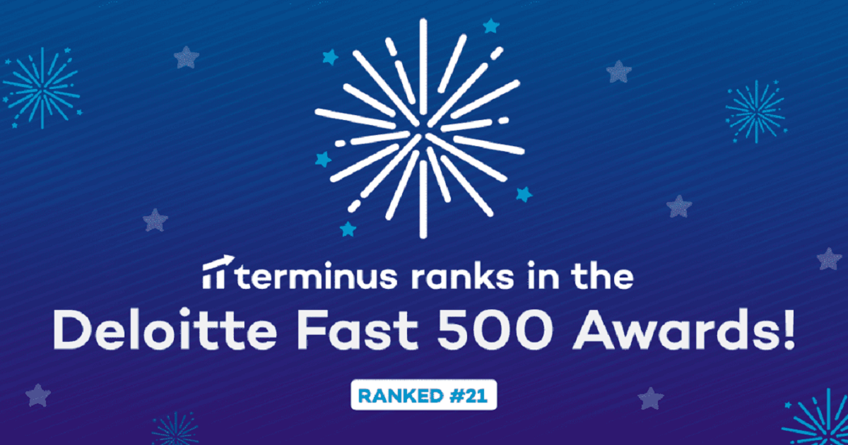 Terminus Ranked No. 21 on Deloitte's 2019 Technology Fast 500™