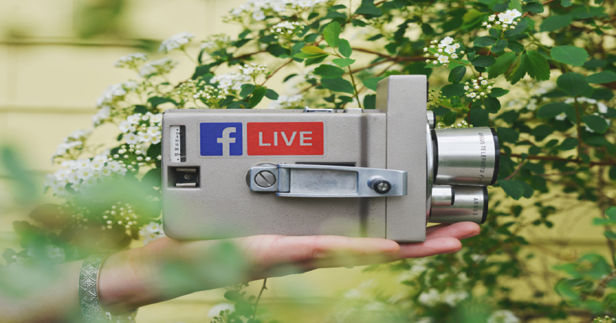 Facebook's Live Stream Traffic Spikes During COVID-19 Lockdowns