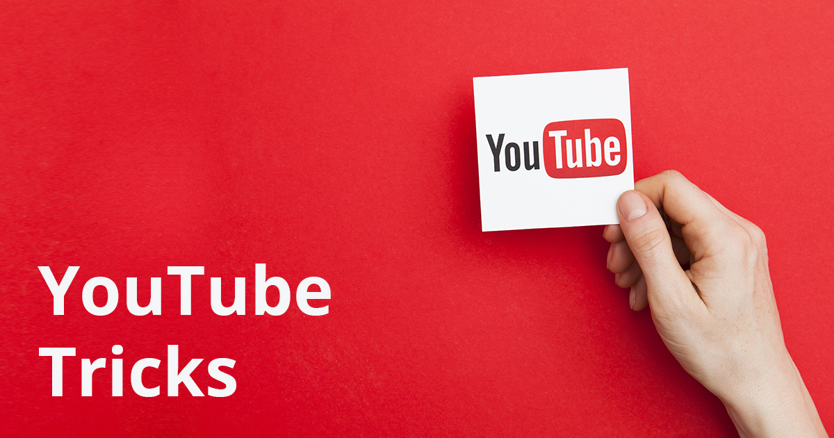 TOP YOUTUBE TRICKS THAT PRO YOUTUBERS USE